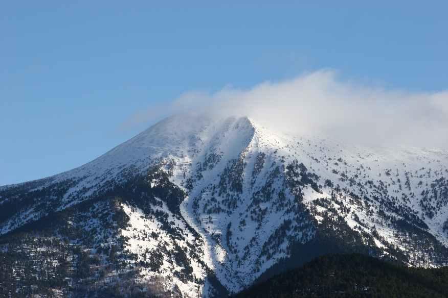 carresse de montagne