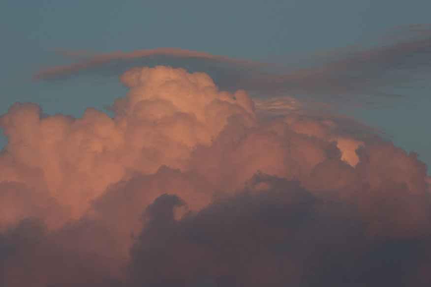 carresse de nuage