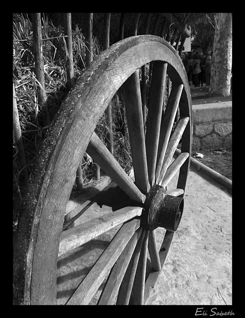 Carro antic des Dijous Bo