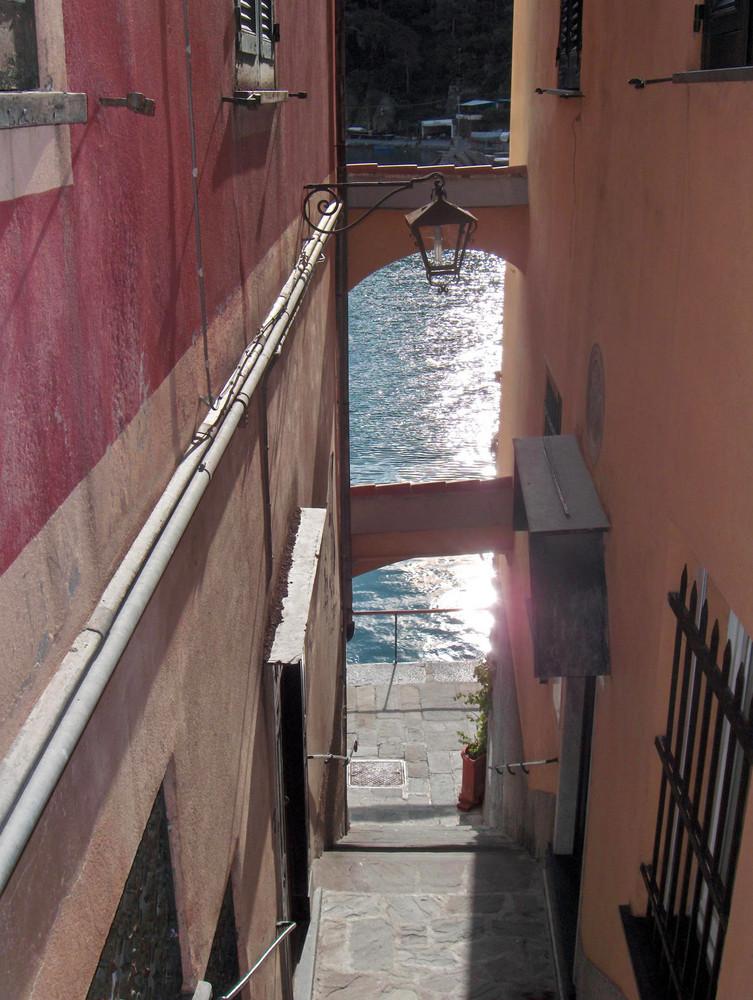 Carrugio a Portofino