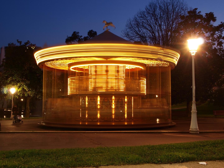 Carrusel Parque Doña Casilda Iturrizar Bilbao