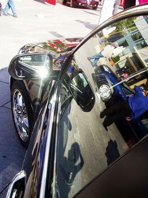 cars & mirrors