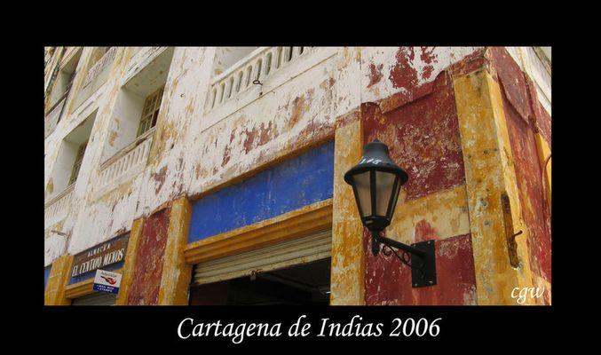Cartagena de Indias 2006