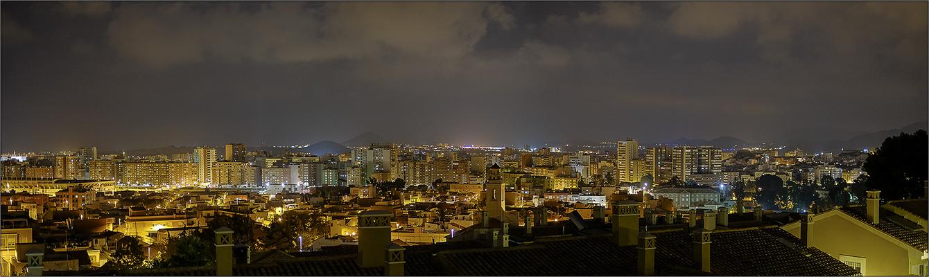 Cartagena... desde La Atalaya