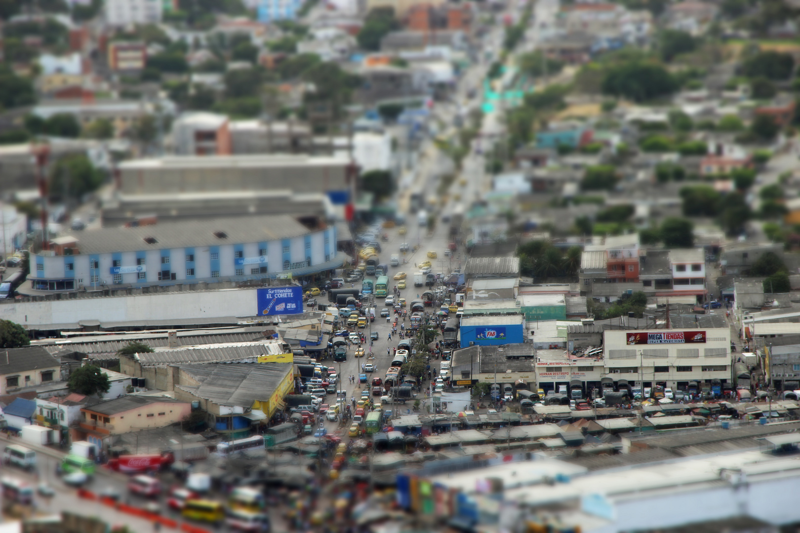 cartagena, kolumbien