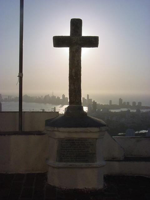 Cartagena - La popa