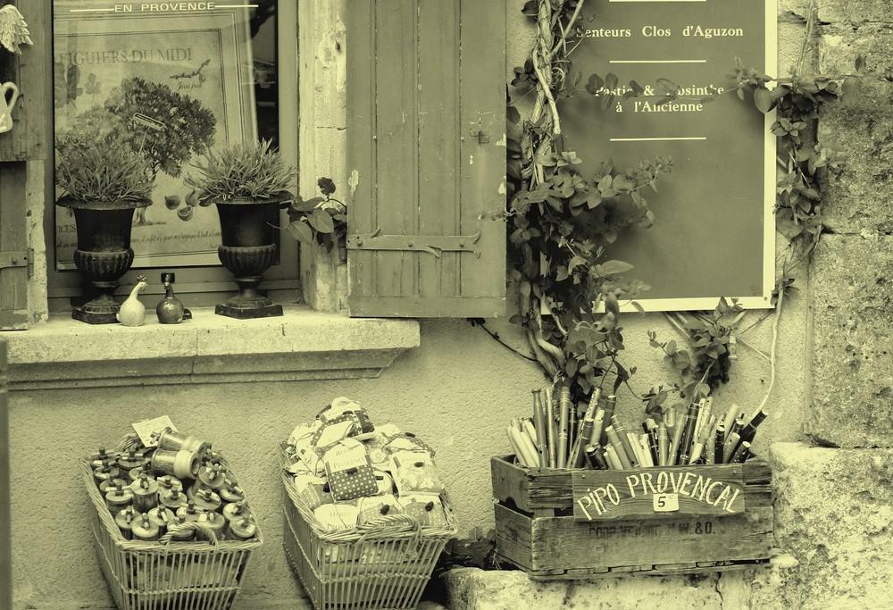 Carte postale de provence....