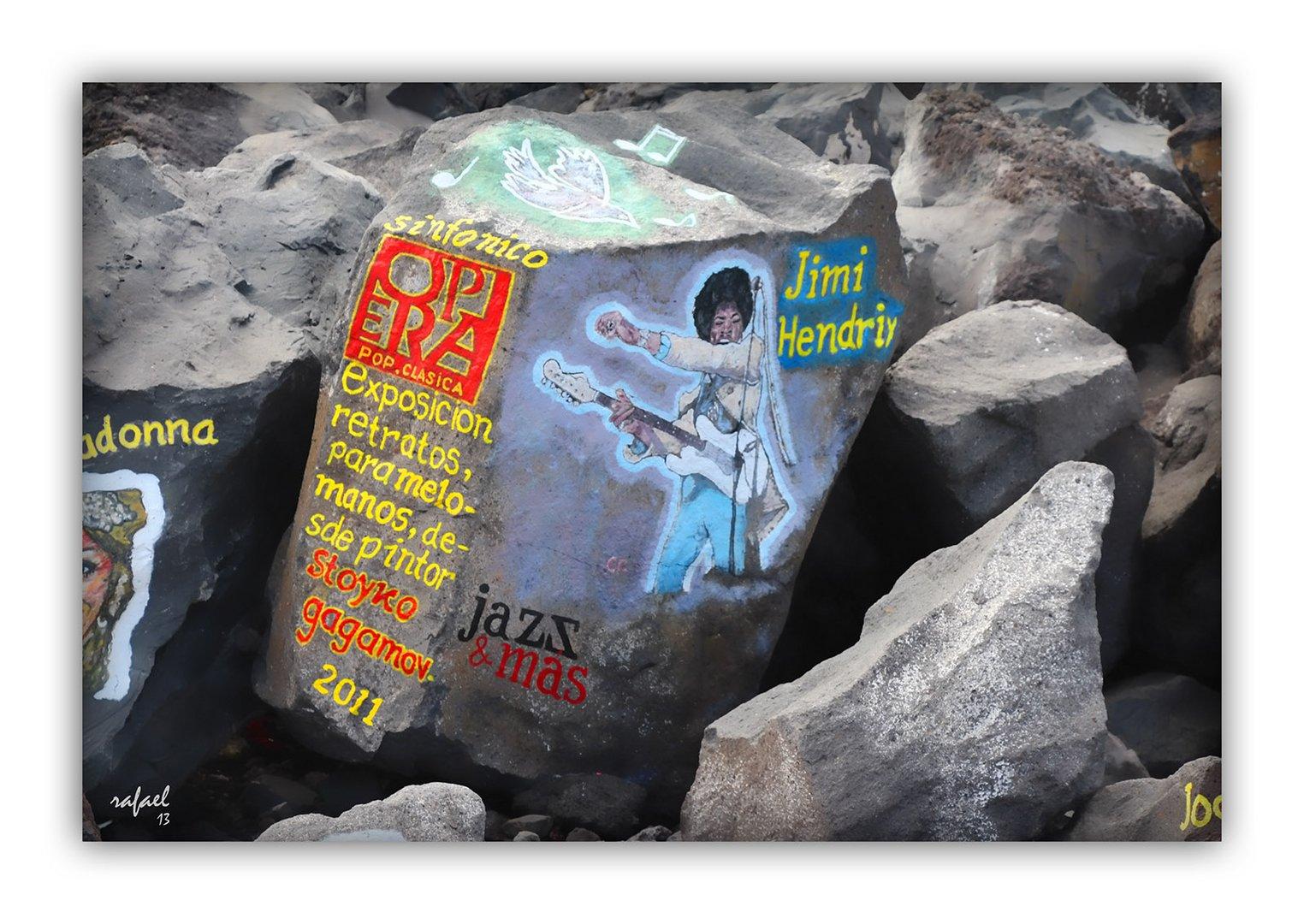 Cartelería rupestre