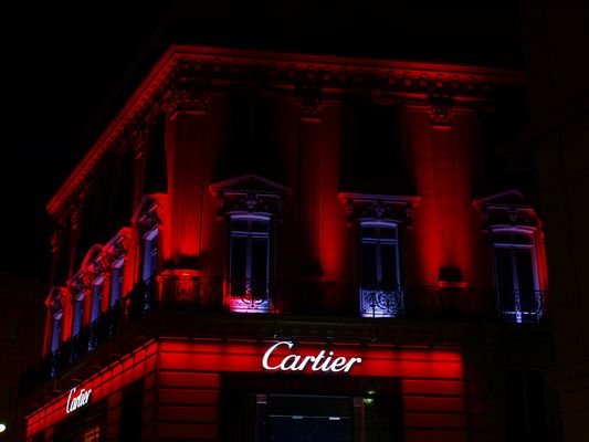 Cartier chic