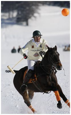 cartier snow polo 2009