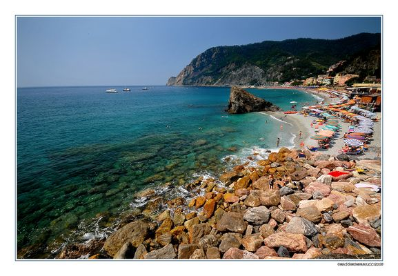 Cartolina da Monterosso