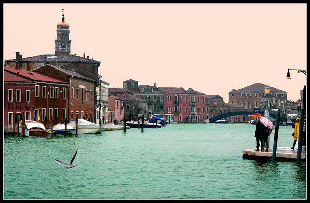 cartolina da Murano