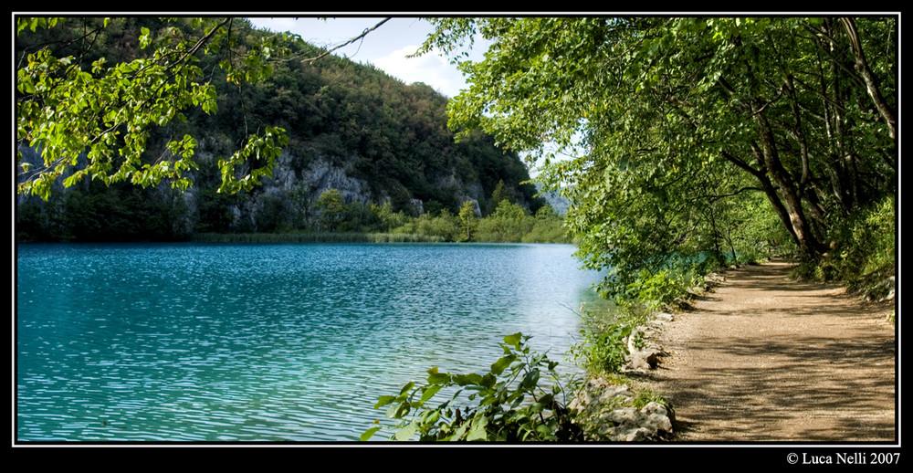 Cartolina da Plitvice