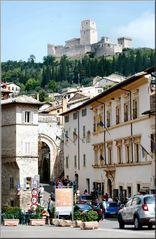 Cartolina di Assisi