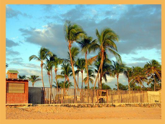 Carúpano, Karibisches Meer