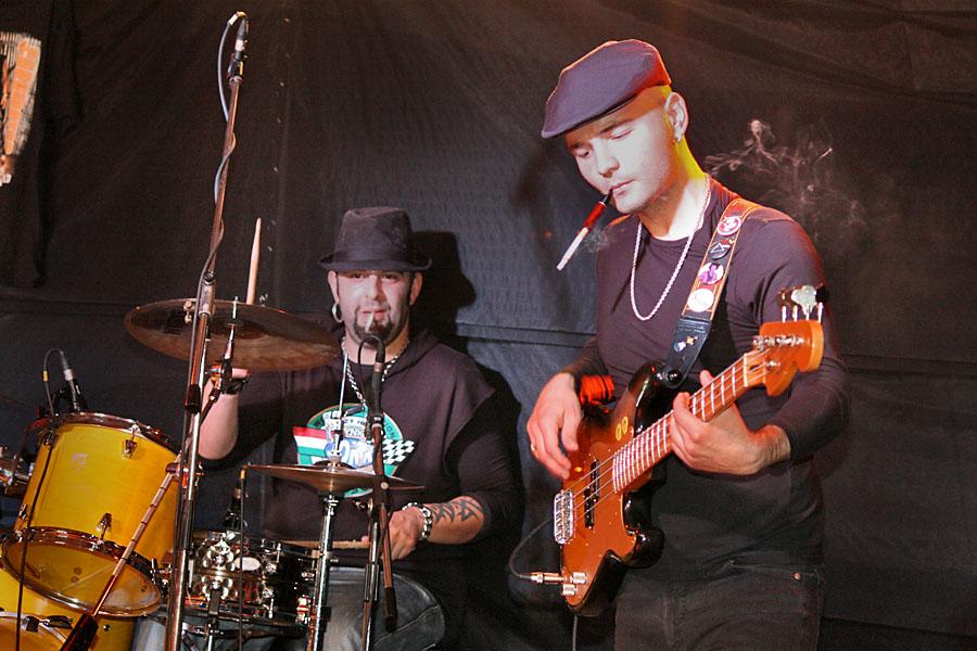 carvin jones band am blues-openair bühler in der schweiz