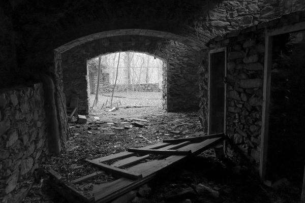 'Casa abandonada' ( 2)