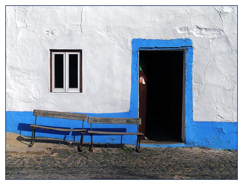 casa alentejana em Reliquias