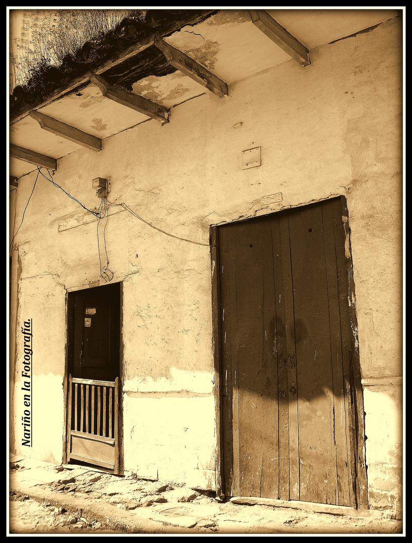 Casa campesina - San Juan de Pasto