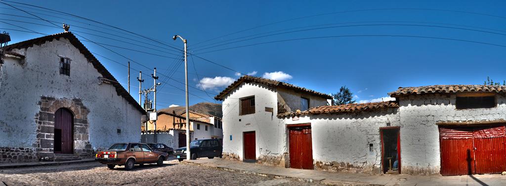 Casa Cural de Quinua - Ayacucho