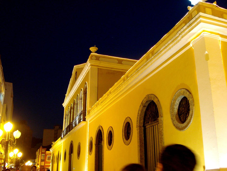 Casa da Alfândega-Floripa