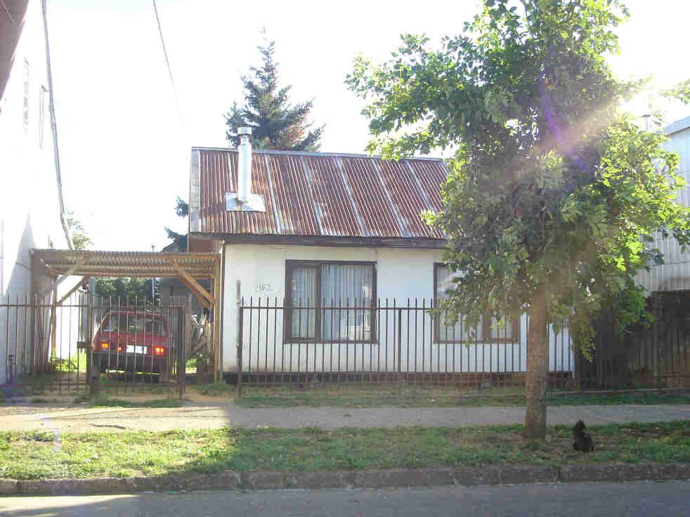 Casa de Calle Carlos Anwandter