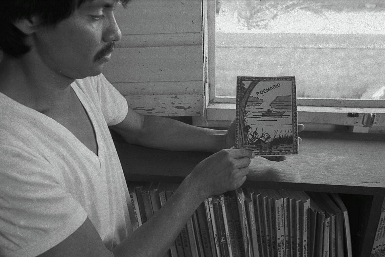 Casa de Cultura, San Carlos - Gedichte 1986