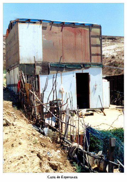 Casa de Esperanza - Haus der Hoffnung