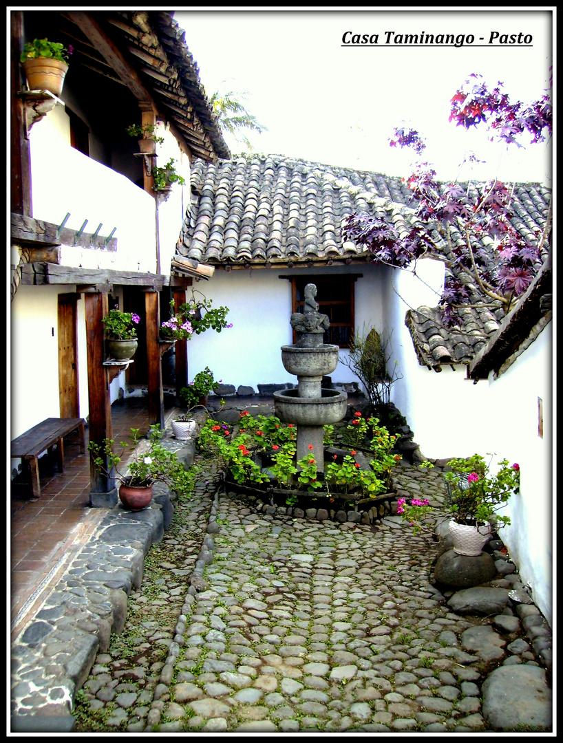 casa Taminango - San Juan de Pasto