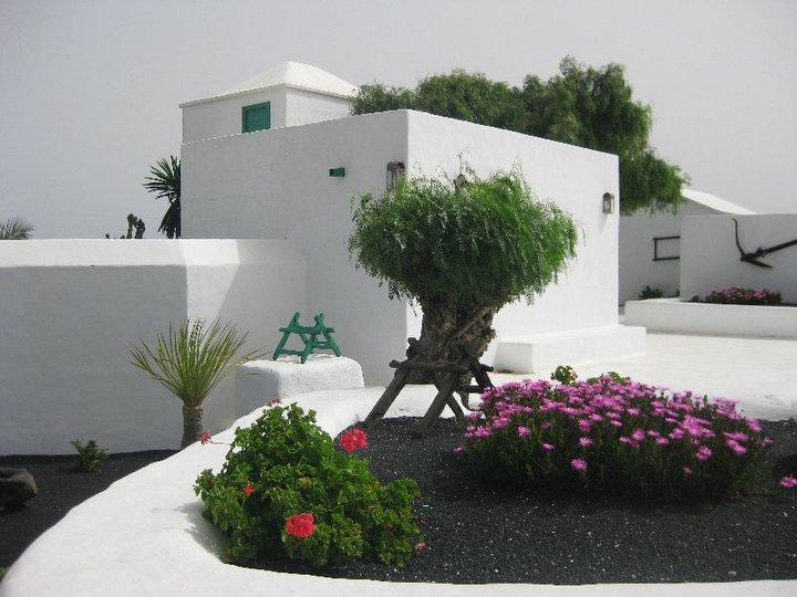 Casa típica ( Lanzarote )