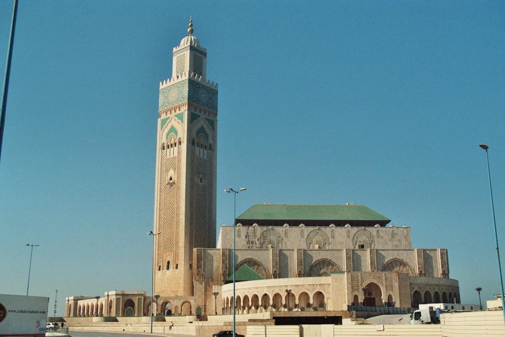 Casablanca - Hassanmoschee