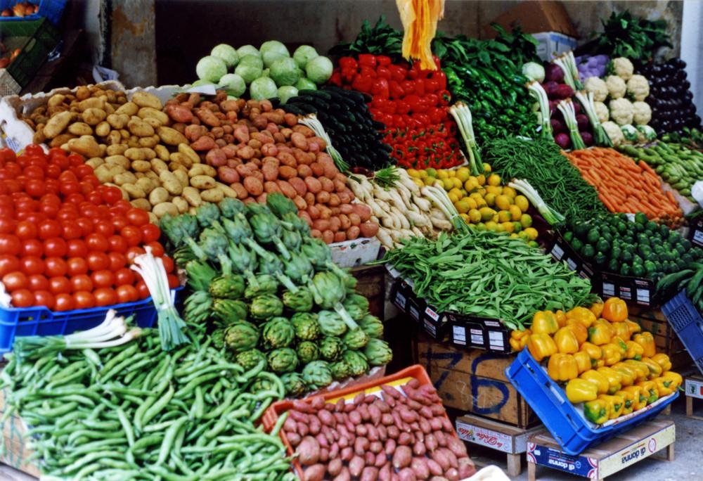 Casablanca - il mercato ortofrutticolo