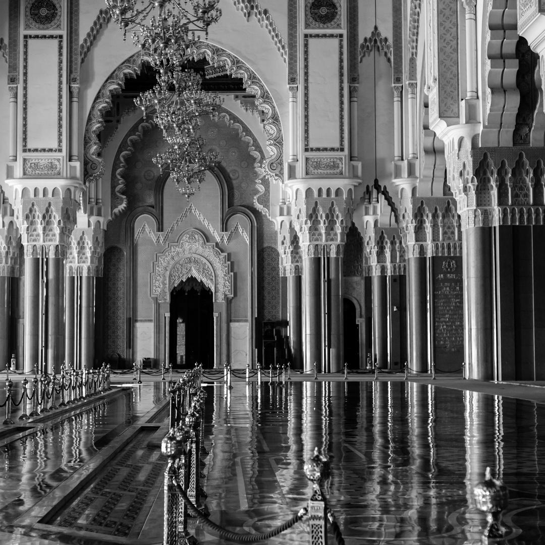 Casablanca - La Gran Mezquita 3