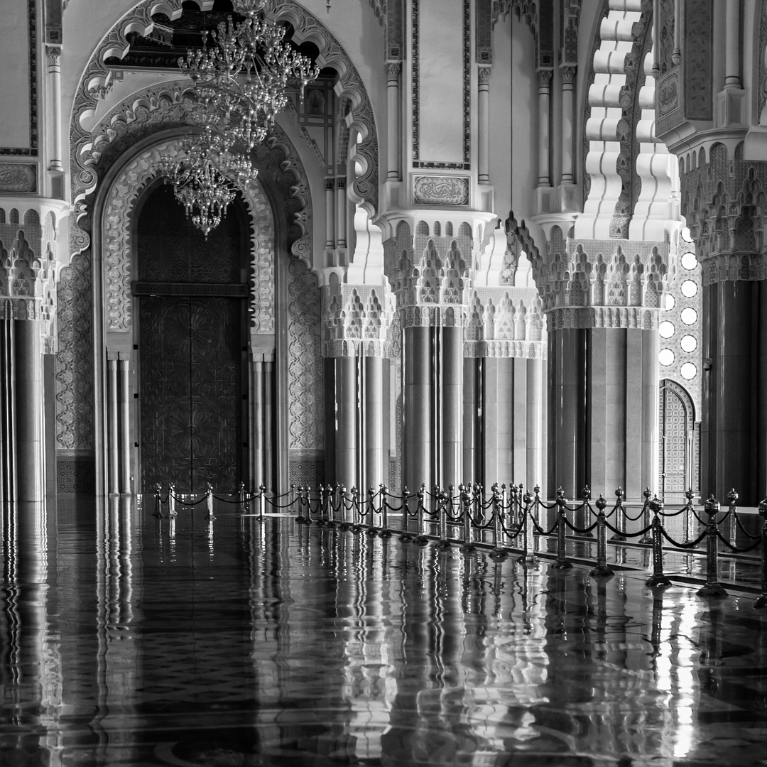 Casablanca - La Gran Mezquita 7
