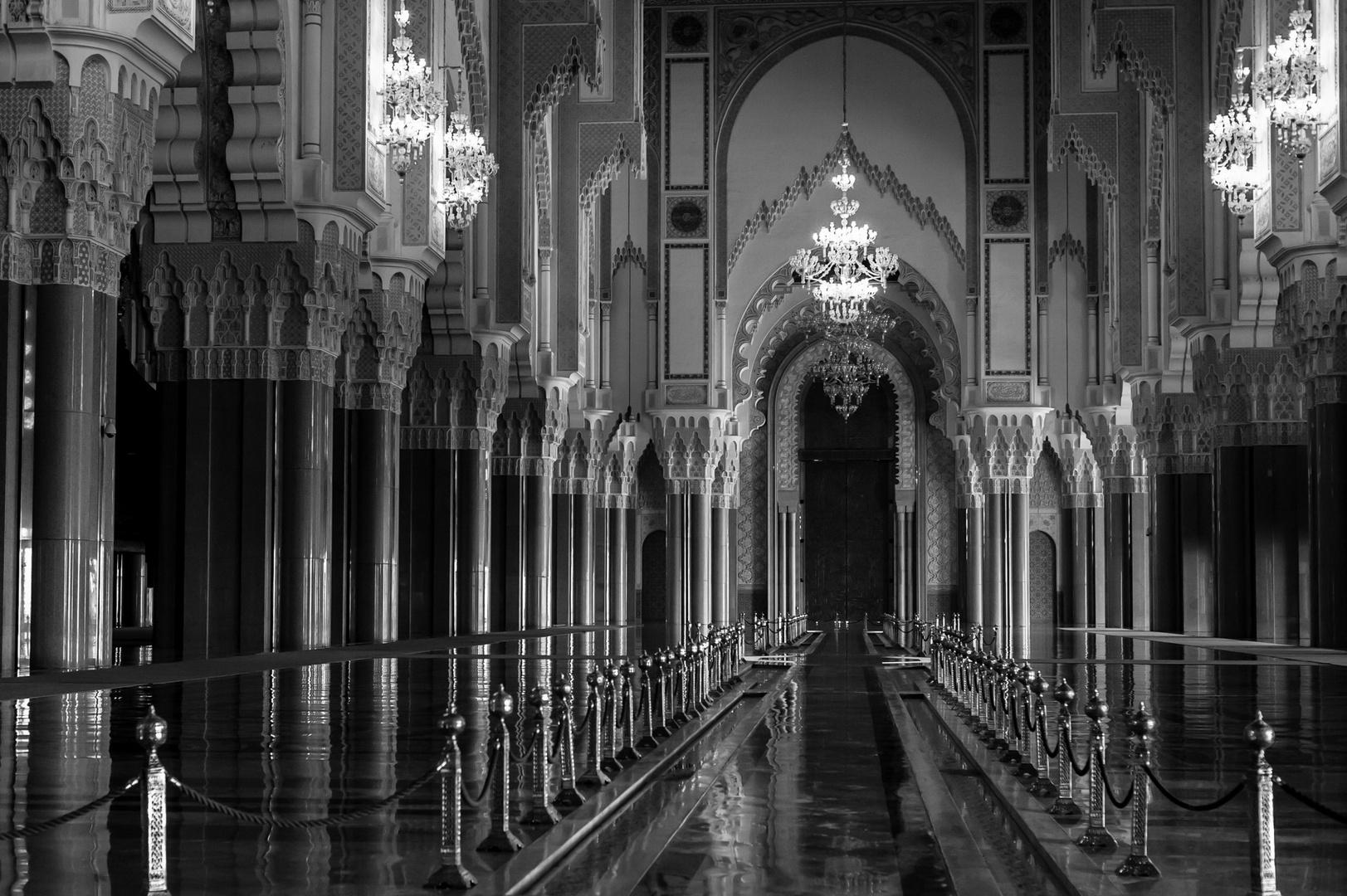 Casablanca - La Gran Mezquita 8