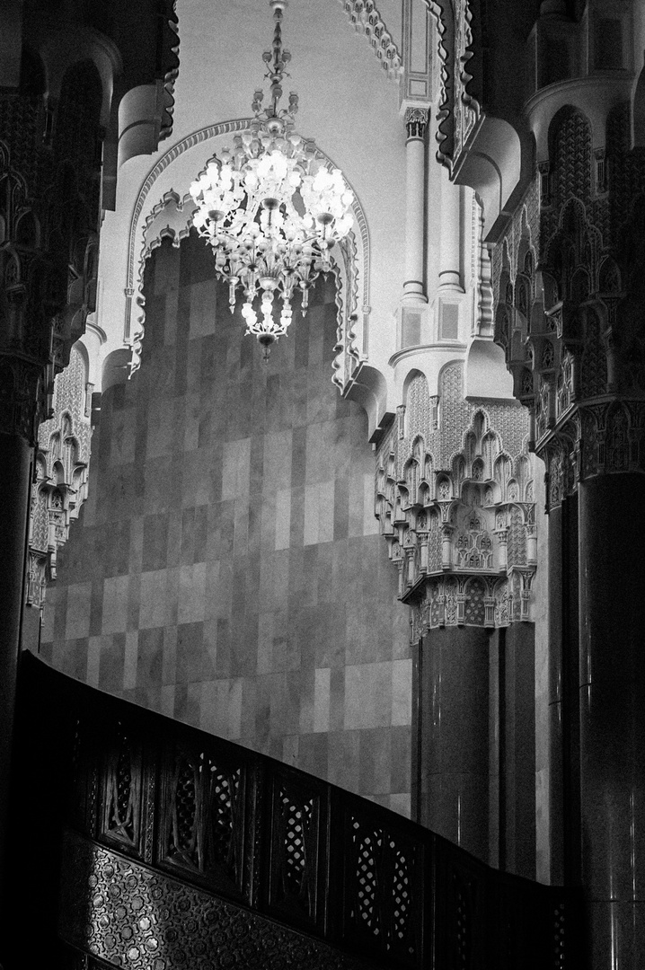 Casablanca - La Gran Mezquita 9