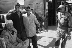 Casablanca Street 01