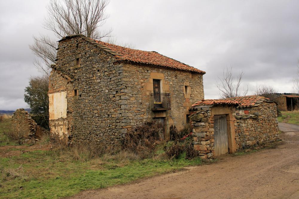 Casas de pueblo imagen foto arte y cultura especial - Casas de pueblo ...