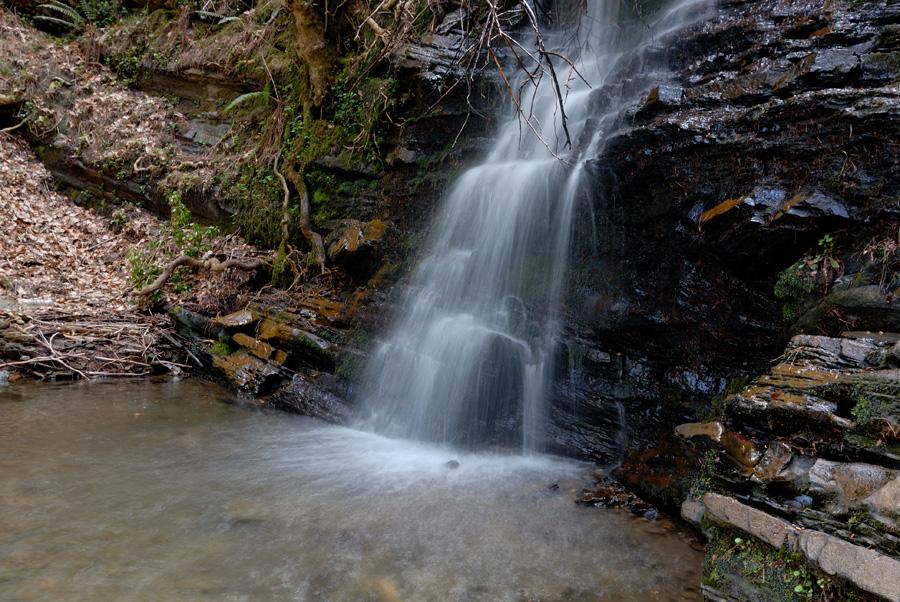 Cascaca de La Argañeda