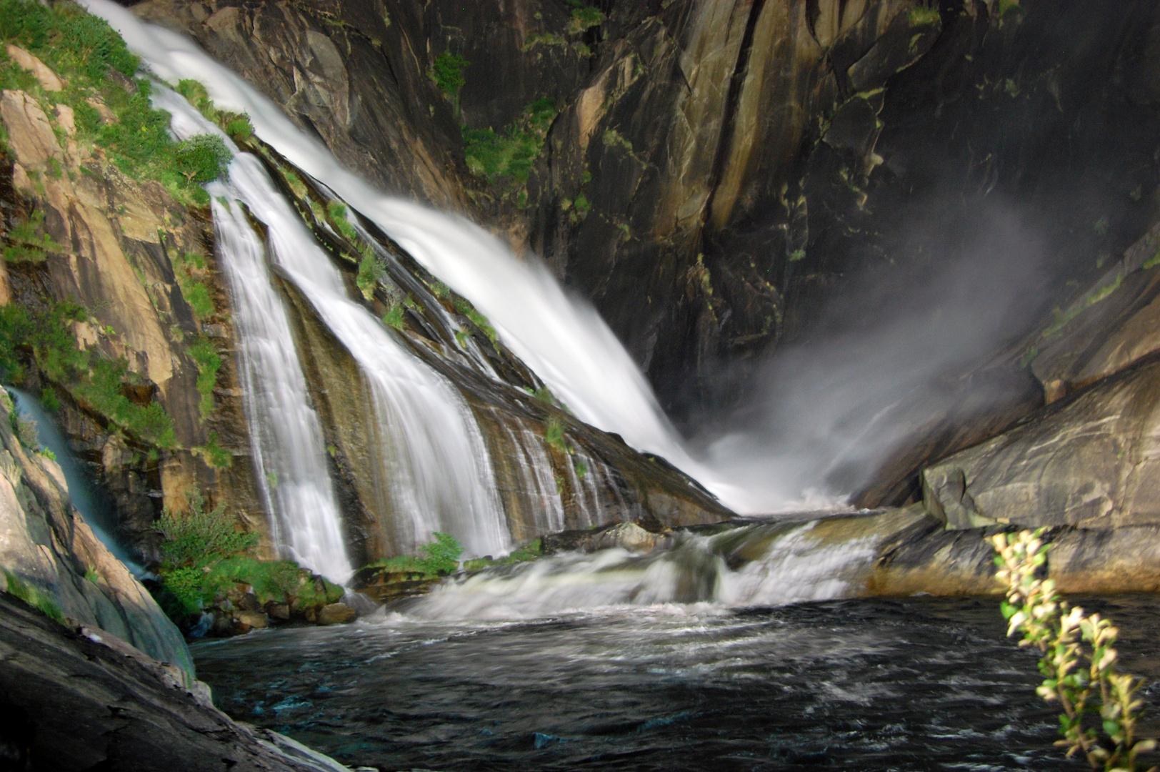Cascada de Galicia
