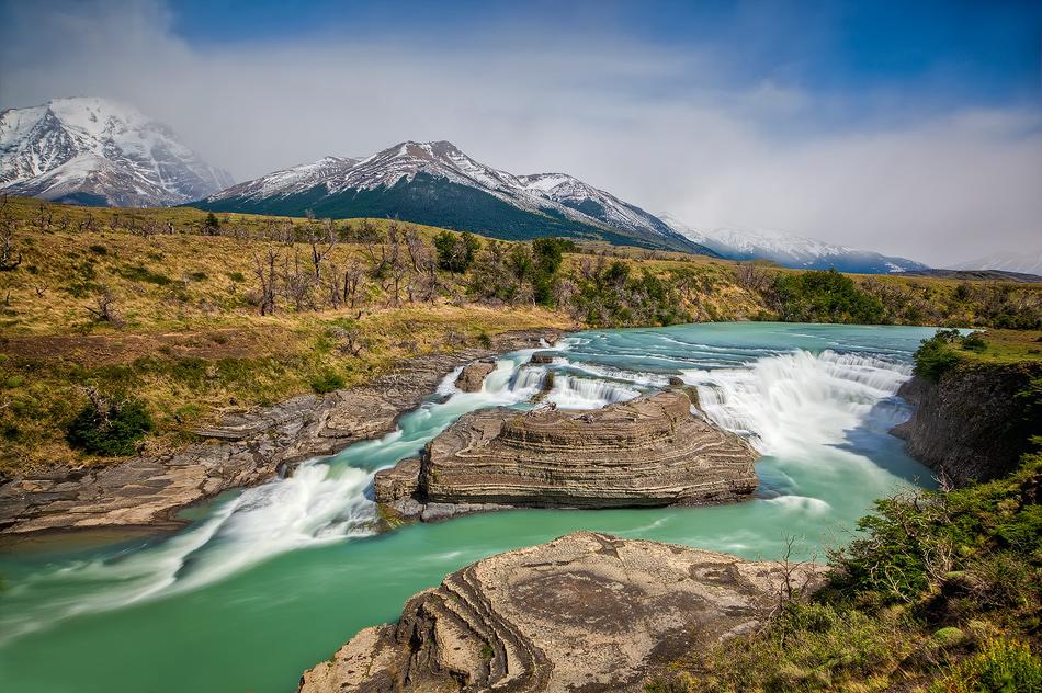 Cascada Paine