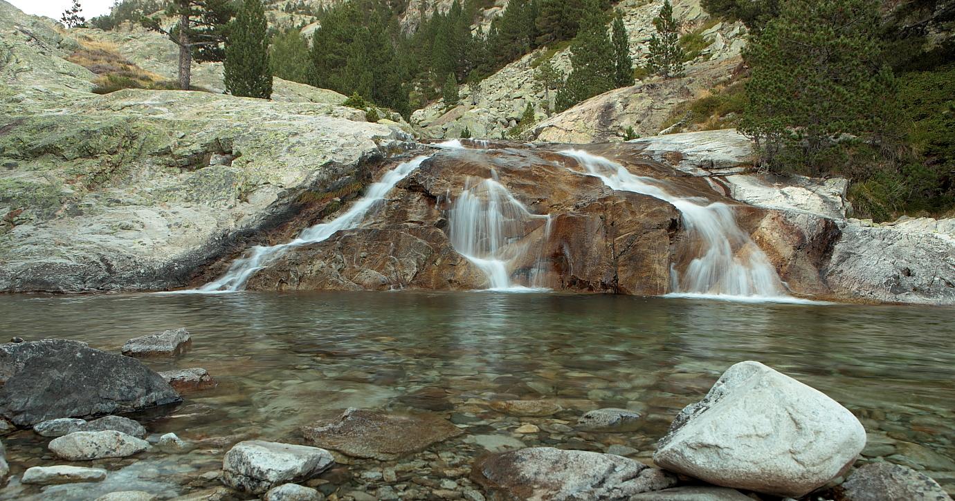 Cascada rio Caldarés