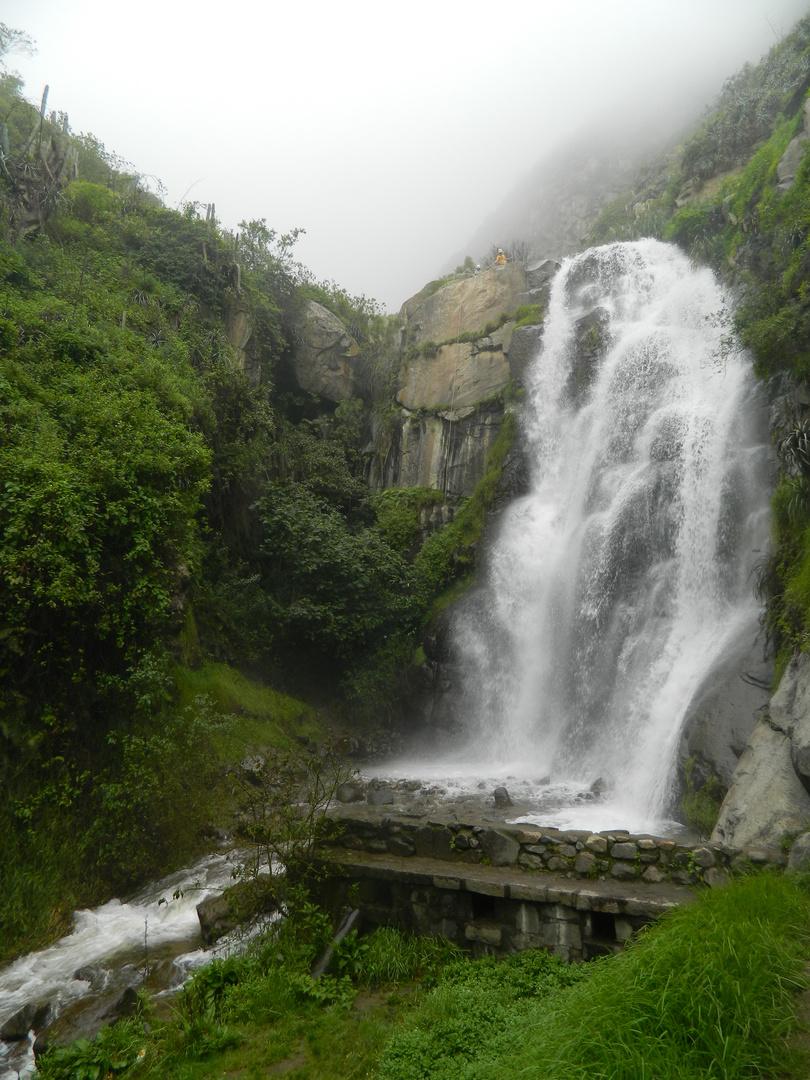 Cascadas de Huanano-Lima-Peru