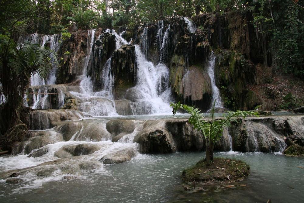 Cascadas de Villa Luz - Tacotalpa Tabasco -