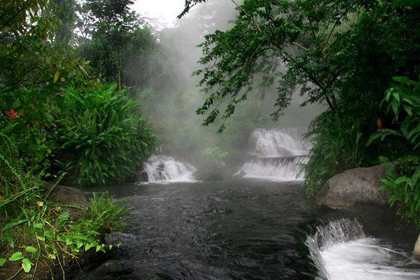 Cascadas Tabacon