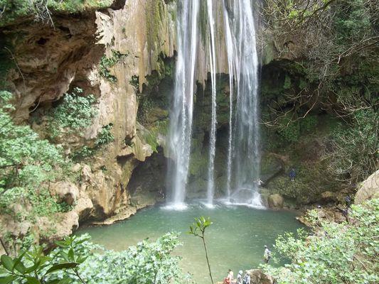 cascade akchour