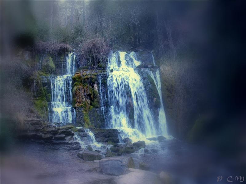 Cascade Chatillon en Diois