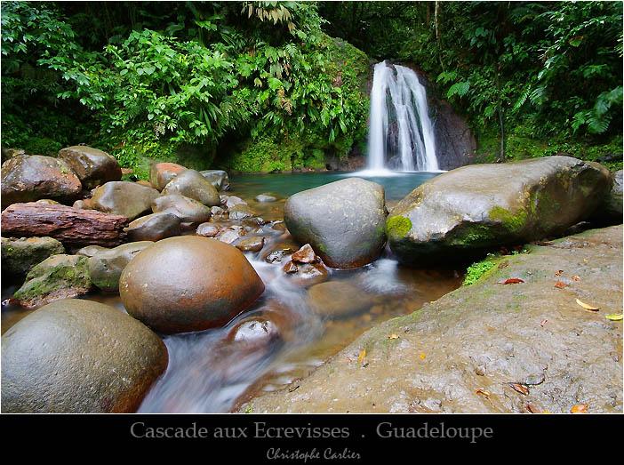 Cascade de Guadeloupe