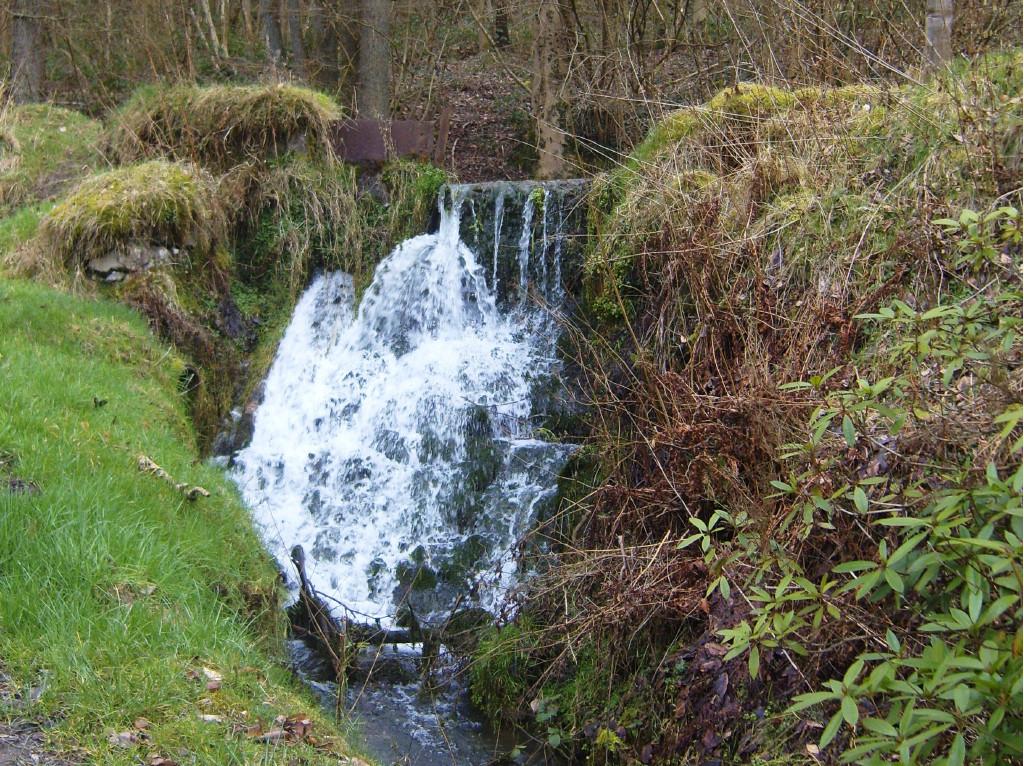 Cascade de Houmar