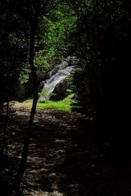 Cascade de Léziou